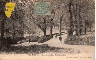 Promenades Saint-Just - Contributeur : G.Langlois
