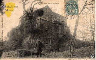 Le château - Contributeur : G.Langlois