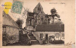 L'église - Contributeur : G.Langlois