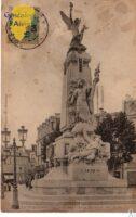 Le monument commémoratif de 1870 - Contributeur : G.Langlois