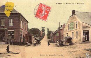 Avenue de la brasserie - Contributeur : A. Demolder