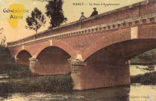 Le pont d'Englancourt - Contributeur : A. Demolder