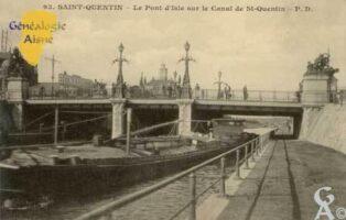 Le pont d'Isle - Contributeur : Christiane Brenu