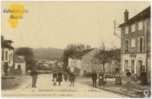 La poste - Contributeur : F.Gérard - C.G.P.T.T