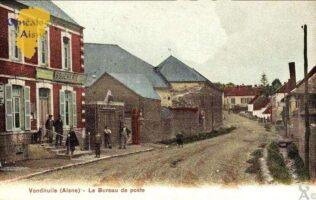 bureau de poste - Contributeur : F.Gérard - C.G.P.T.T