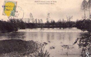 La chute de l'Oise : la Rahière - Contributeur : A. Demolder