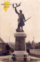 Le monument aux morts - Contributeur : A. Demolder
