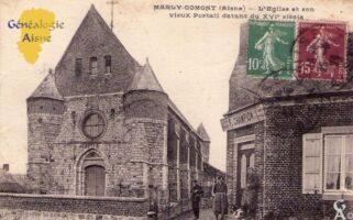 L'église et le cordonnier - Contributeur : A. Demolder