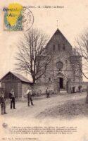 Place de l'église - Contributeur : A. Demolder