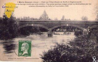 Pont route d'Englencourt - Contributeur : A. Demolder