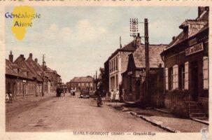 Rue de la Poterie - Contributeur : A. Demolder