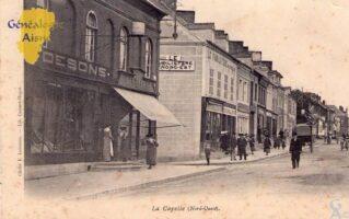 Rue principale - Contributeur : A.Demolder
