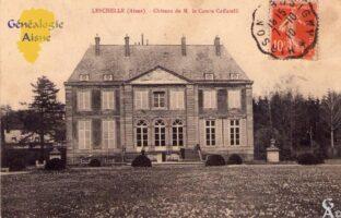 Château de Mr Le Comte Caffarelli - Contributeur : A.Demolder