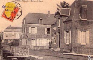 Mairie et poste - Contributeur : A.Demoder