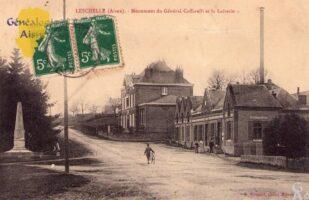 Monument du général Caffarelli et laiterie - Contributeur : A.Demodler