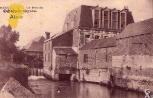 Le moulin - Contributeur : A.Demolder