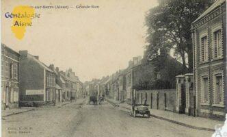 La grande rue - Contributeur : M.Bouillon