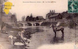 Le pont de l'Oise - Contributeur : A.Demolder