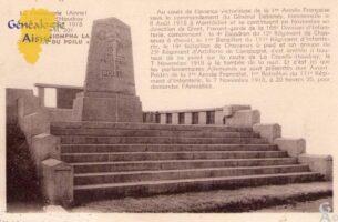 La pierre d'Haudroy - Contributeur : A.demolder