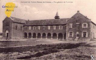 Carmel de Notre-Dame de Liesse - Contributeur : A.Demolder