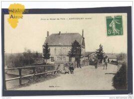Pont et hôtel de ville - Contributeur : A.Giffard