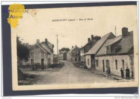 Rue de Marle - Contributeur : A.Giffard