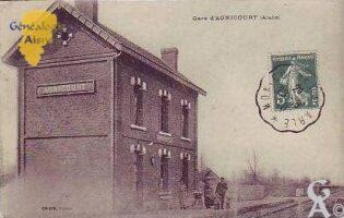 La gare - Contributeur : A.Giffard