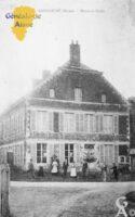 Mairie et école - Contributeur : A.Giffard