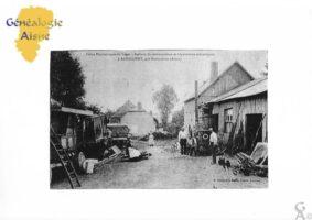 Usine hydraulique du Léger - Atelier de constructions et réparations mécaniques - Contributeur : A.Giffard