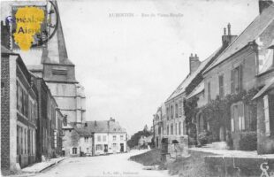 Rue du vieux moulin - Contributeur : A.Giffard