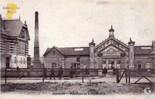 Fabrique de ferronerie - Contributeur : D. Cadour
