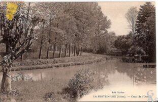 Canal de l'Ourq - Contributeur : M.Cronier