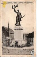 Monument aux morts - Contributeur : M.Cronier