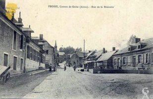 Rue de la brasserie - Contributeur : D.Cadour