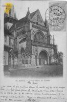 Notre-Dame  - Contributeur : F. Rousseau