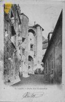 Porte des chenizelles - Contributeur : F. Rousseau