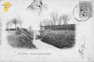 Entrée de la Citadelle - Contributeur : F. Rousseau