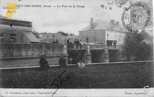 Le pont de la Vierge - Contributeur : F. Rousseau