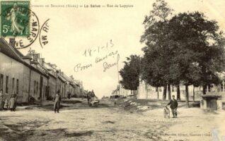 Rue de Lappion - Contributeur : J.F. Martin
