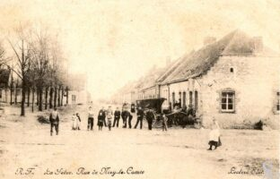 Rue de Nizy-Le-Comte - Contributeur : J.F. Martin