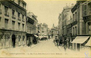 Rue Croix-belle-porte - Contributeur : J. Rohat