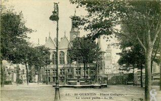 Place Coligny - Contributeur : J. Rohat