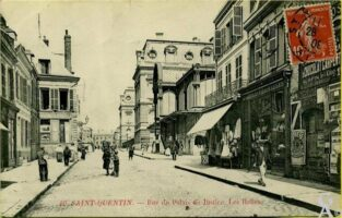 Rue du Plais de Justice - Contributeur : J. Rohat