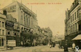 Rue de la Sellerie - Contributeur : J. Rohat