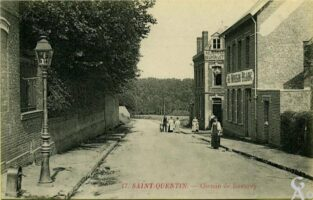 Chemin de Rouvroy - Contributeur : J. Rohat