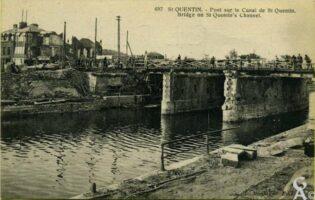 Pont sur le canal - Contributeur : J. Rohat