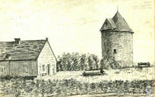 moulin - Contributeur : J.F. Martin