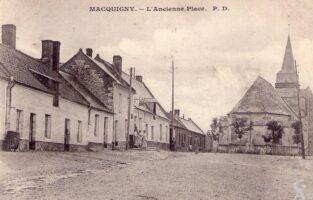 Ancienne Place - Contributeur : A. Demolder