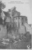 L'église en ruine - Contributeur : T.Coisne