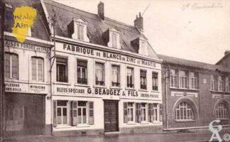 Rue Emile Zola - Contributeur : Maryse Trannois